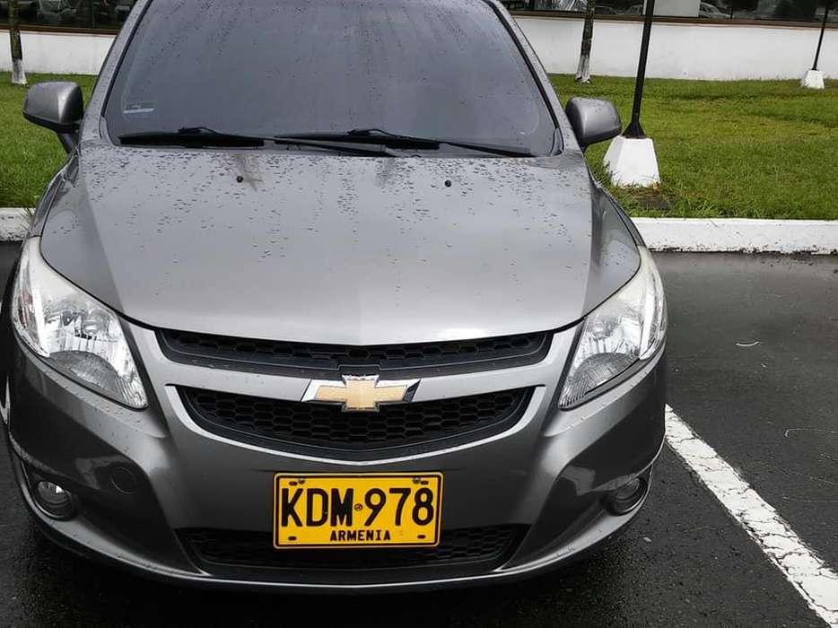 Chevrolet Sail 2013 - 70500 km