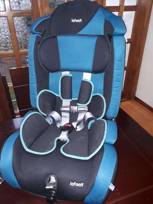 Silla de Bebé para Auto Marca Infanti