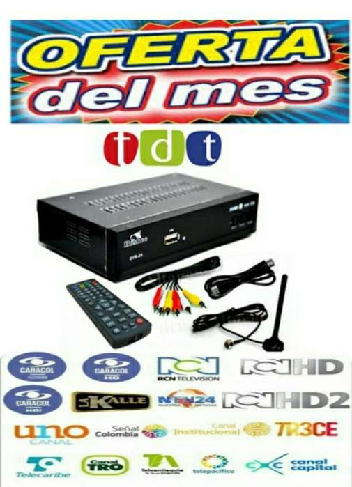 Tdt Hd Decodificador