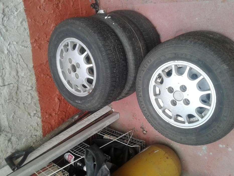 Vendo Llanta Renault 18