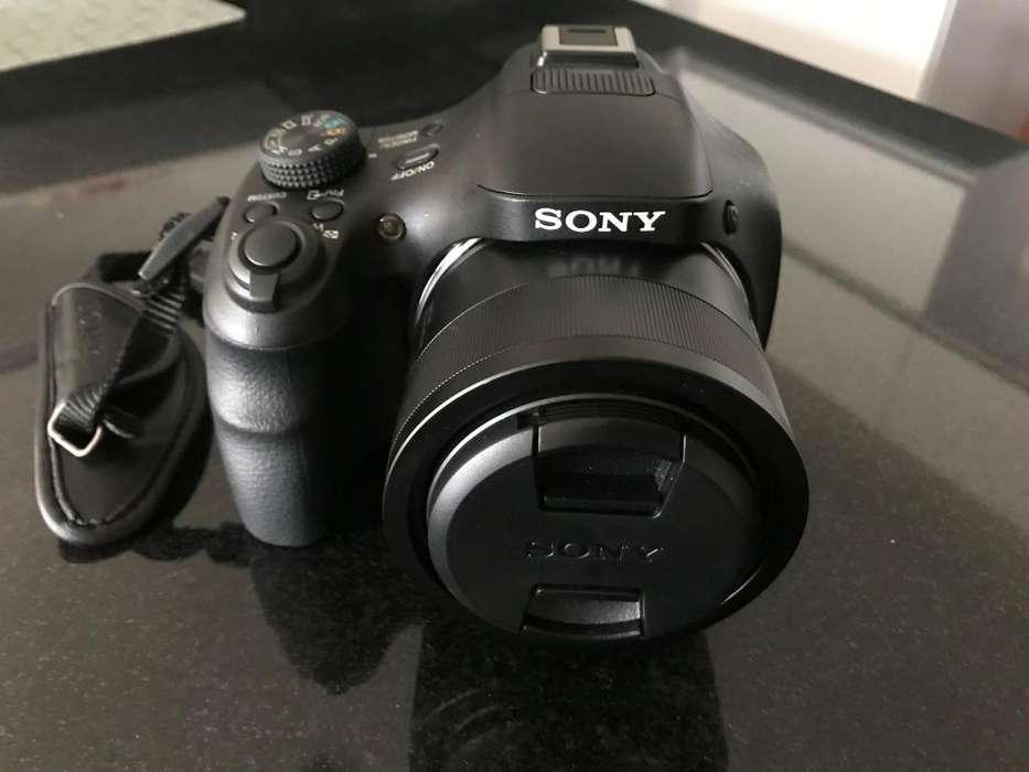Cómo Nueva Cámara Sony Referencia HX400V