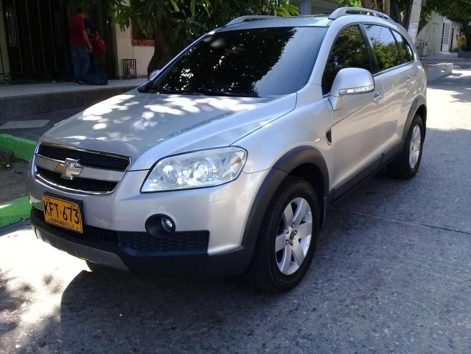 Chevrolet Captiva 2010 - 75000 km