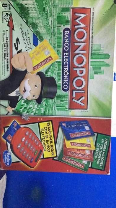 Monoply Banco Electronico Original