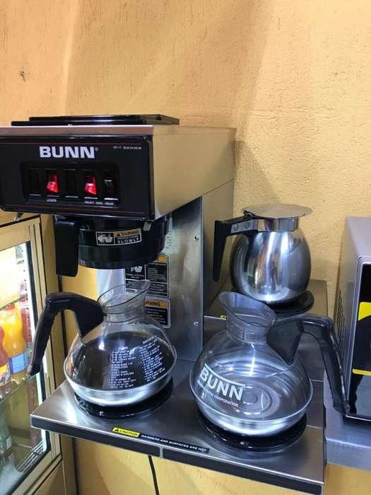 Cafetera Bunn Tres Ornillas