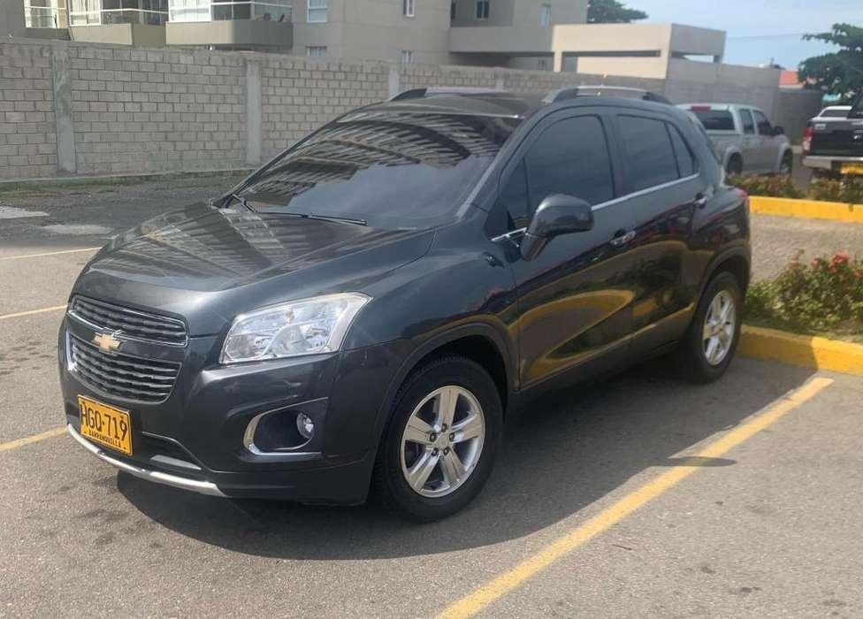 Chevrolet Tracker 2014 - 82100 km