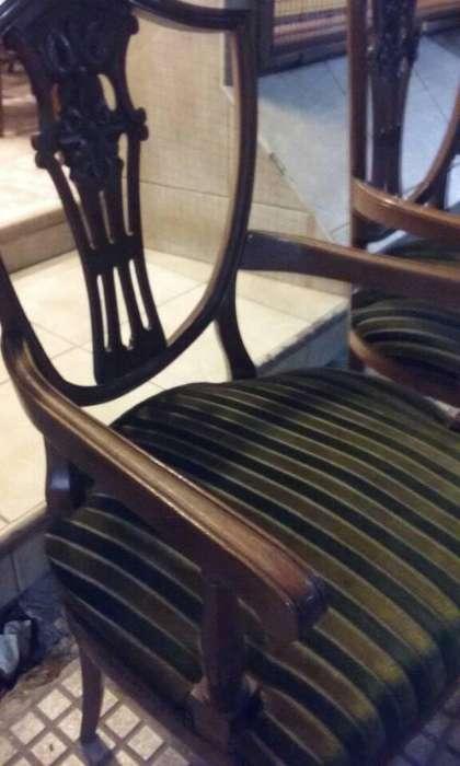 varios sillones en perfecto estado / restaurados