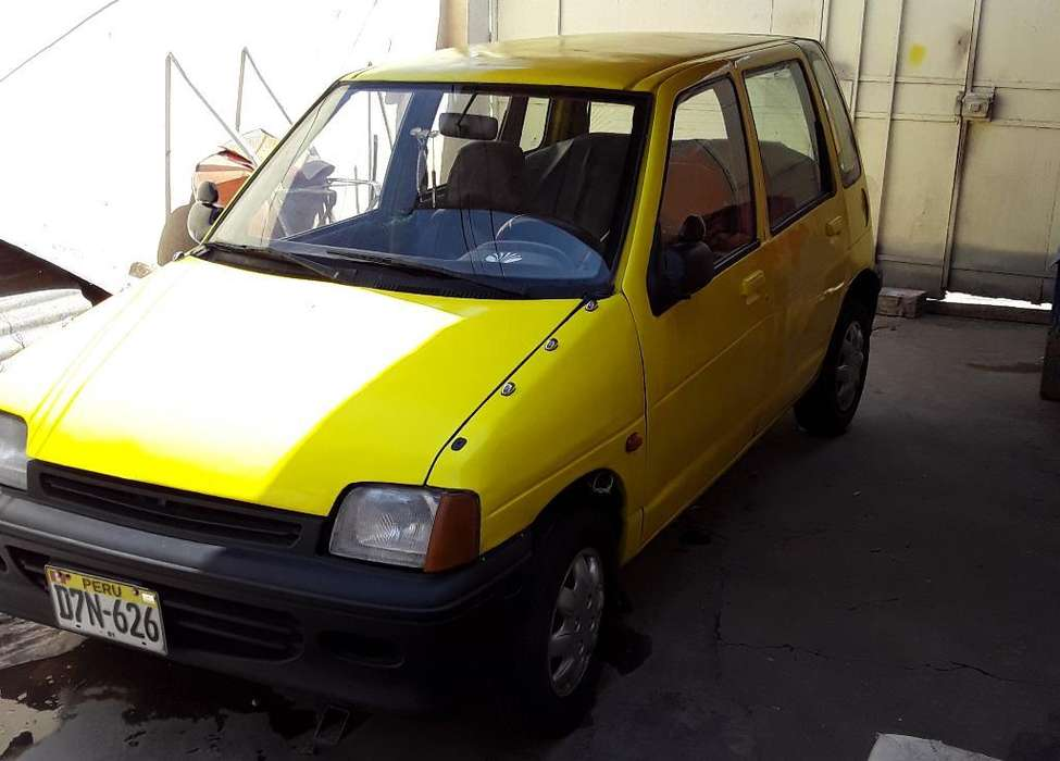 Daewoo Tico 1996 - 8 km