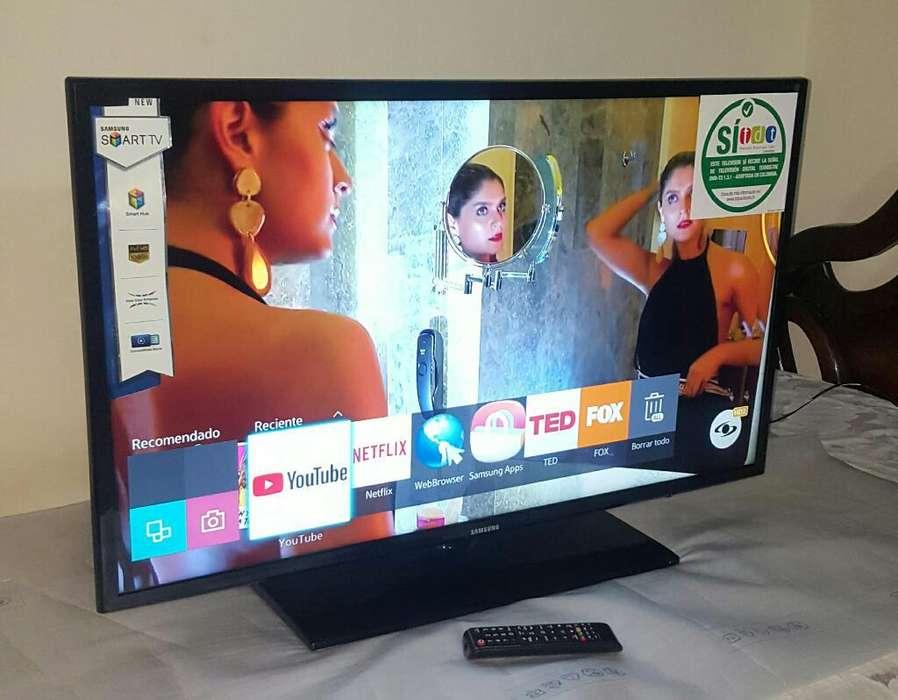 Smart Tv Samsung Full Hd 40, Barato