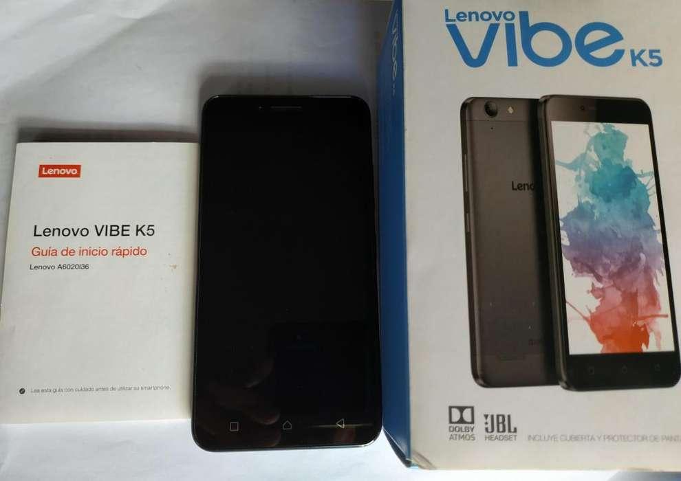 Celular Lenovo Vibe K5 Edicion Especial