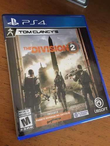 THE DIVISION 2 NEGOCIABLE