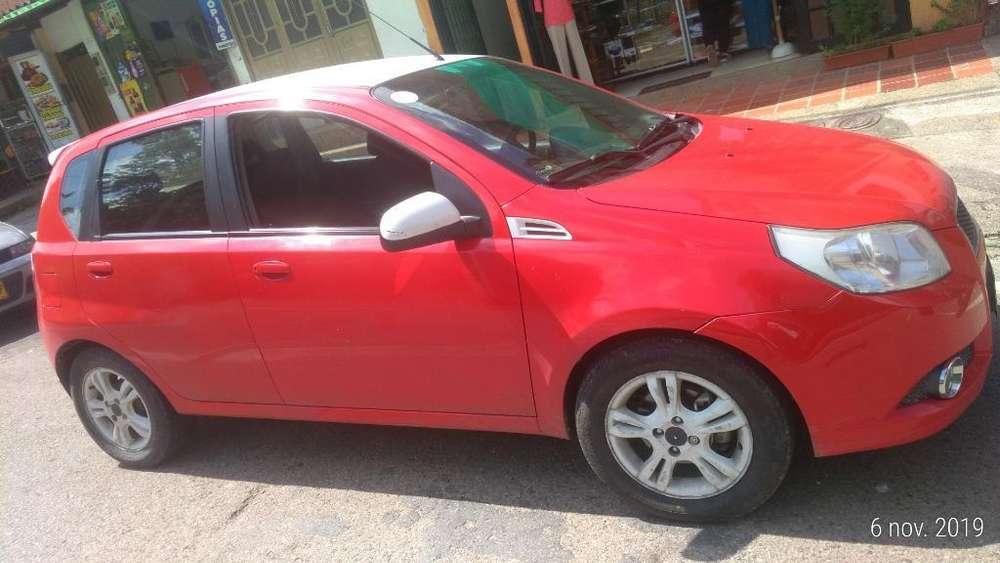 Chevrolet Aveo 2013 - 1200000 km