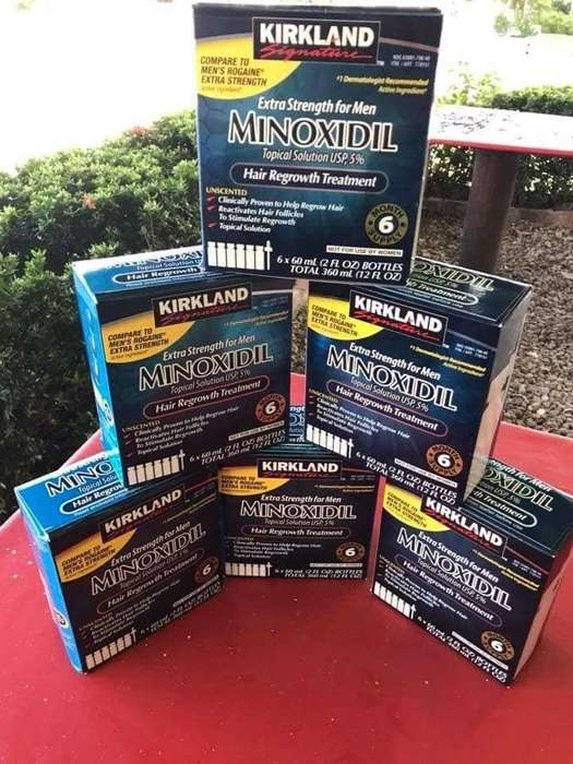 Minoxidil 5% ORIGINAL