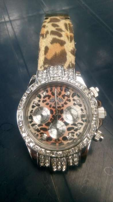 Reloj <strong>rolex</strong> de Mujer