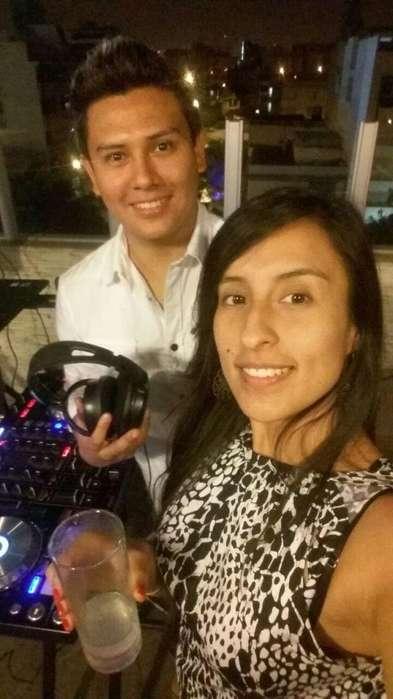 DJ Profesional y Equipo de Sonido para Fiestas y Eventos Privados.