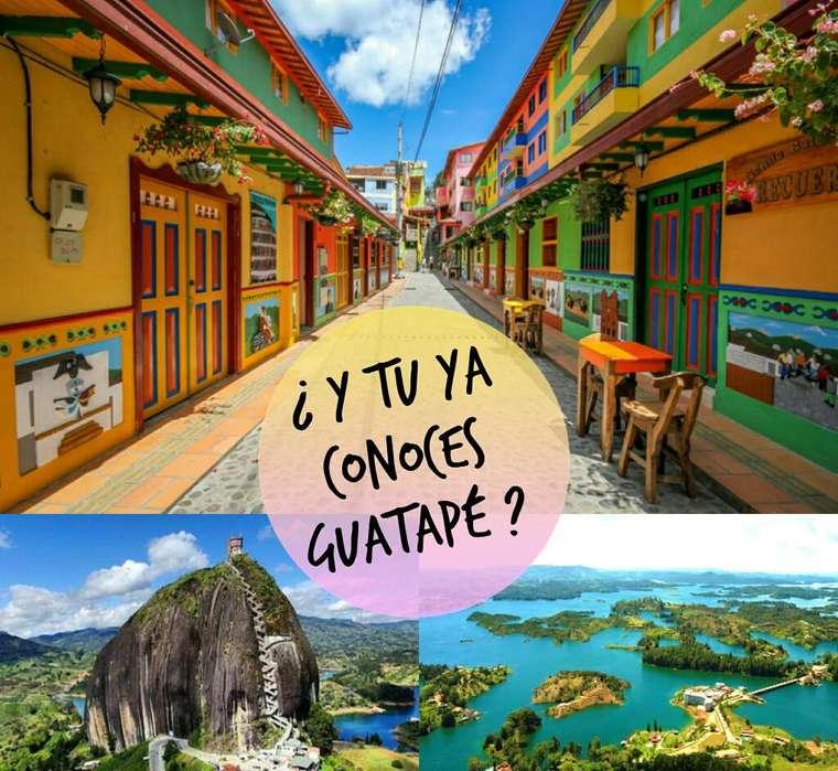 Tour Guatapé Todos Los Dias