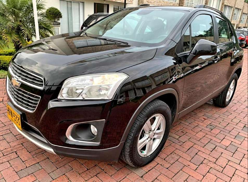 Chevrolet Tracker 2015 - 31000 km