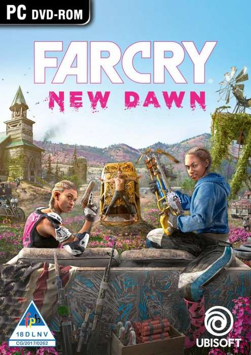FARCRY NEW DOWN FISICO PARA PC