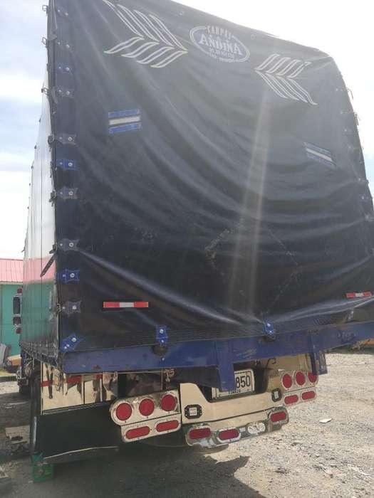 Camión Ínter Modelo 2012.capacidad 10t