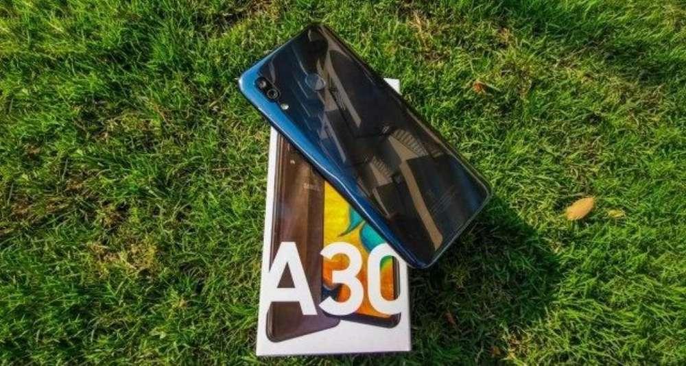 Samsung A30 Nuevo Garantía 1 Año
