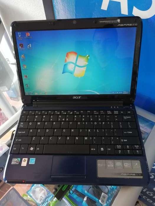 Portátil Acer Aspire One Full