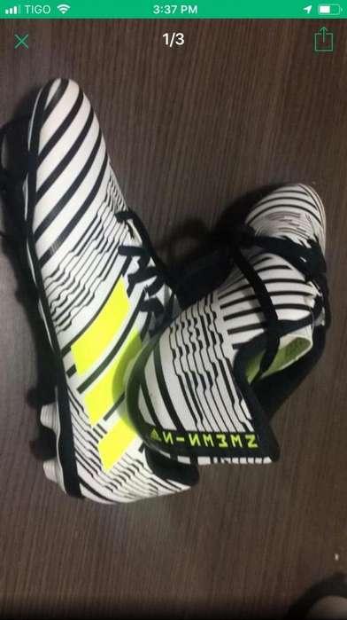 Guayos Adidas Originales Talla 5-6