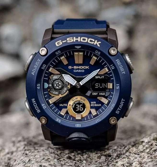 Casio Gshock Ga 2000 2a
