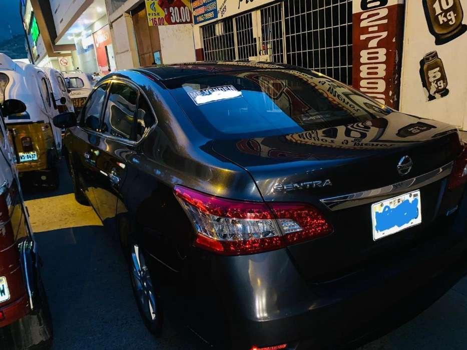 Nissan Sentra 2016 - 100 km