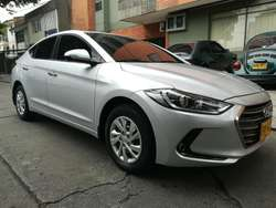 Hyundai Elantra 2017 Automatico
