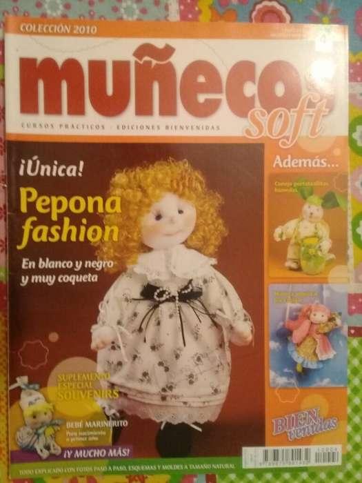 Muñecos Soft N4 Año 2010
