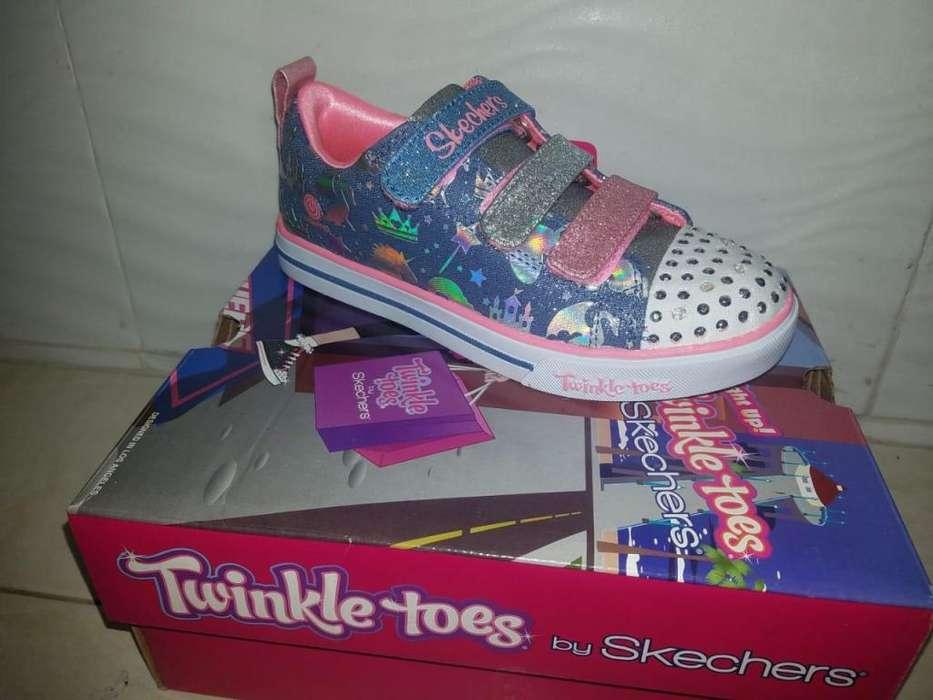 Tenis Skechers Twinkle toes