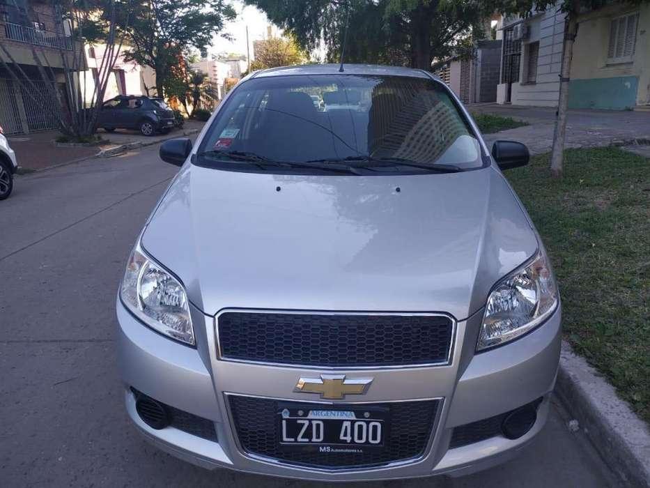 Chevrolet Aveo G3 2012 - 13000 km