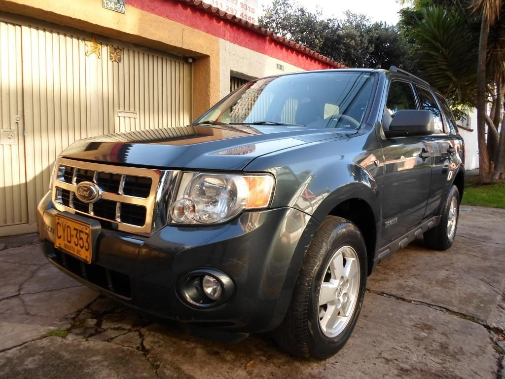 FORD ESCAPE XLT 2008 4X4 AUTOMATICA