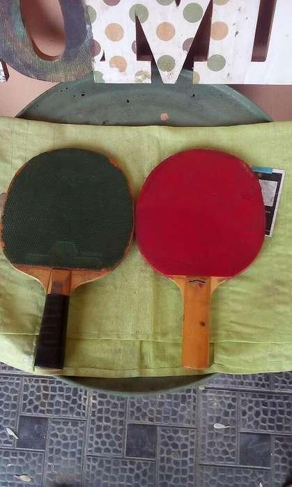 Vendo Paletas de Ping Pong
