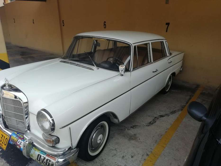 <strong>mercedes-benz</strong> Clase S 1967 - 125000 km