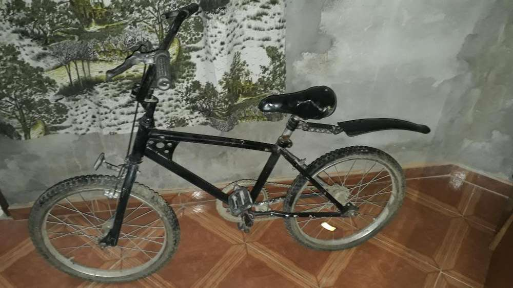 Vend Bici Rodado 20, para Chico hasta 13