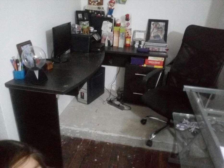 <strong>escritorio</strong> en L. Super Economico