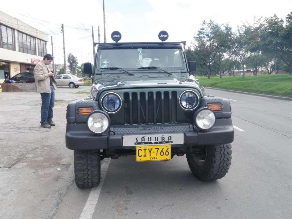 JEEP Wrangler 1998 - 0 km