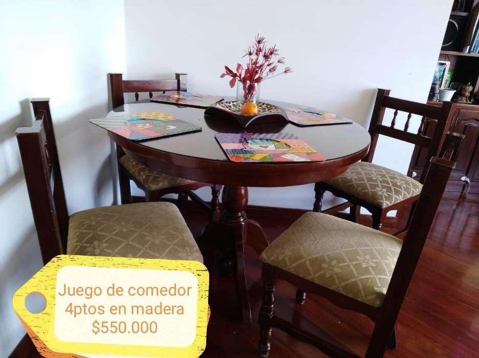 Juego comedor: Muebles en venta en Bogotá | OLX