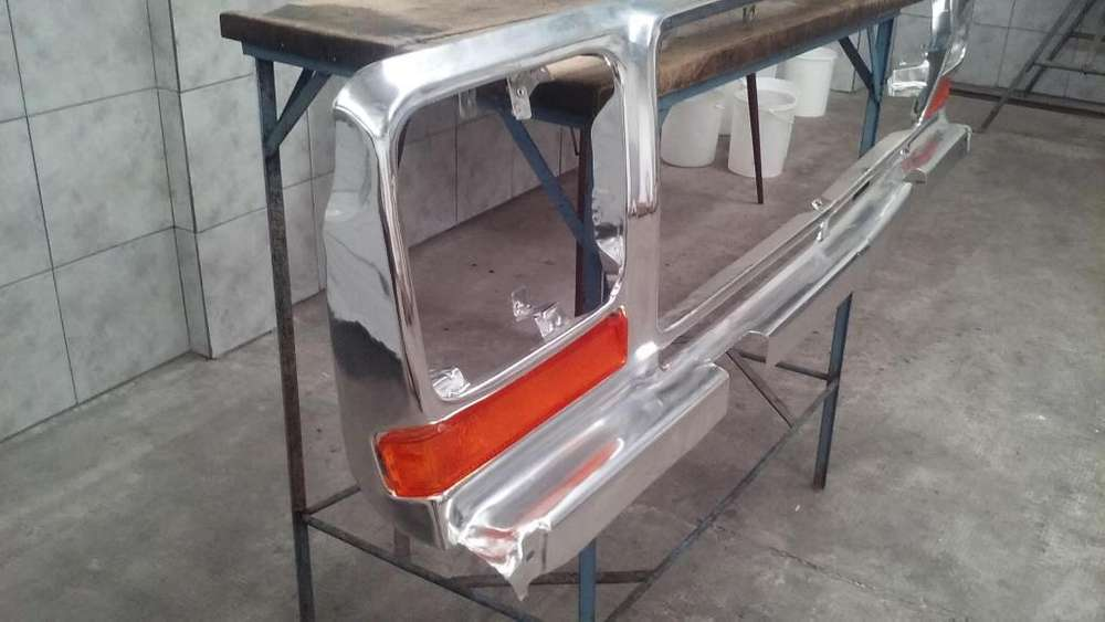 marco de parrilla <strong>ford</strong> f100 de aluminio original restaurada guesa no fina