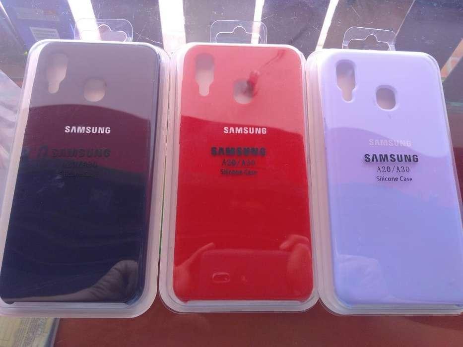 Silicone Case Samsung Forro A20 a 30
