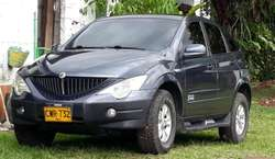 Suv Ssangyong Actyon Diesel 4x4  30000000