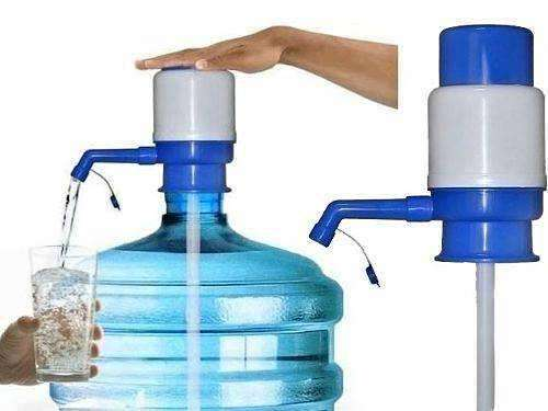 DISPENSADOR O BOMBA MANUAL PARA BIDON DE AGUA