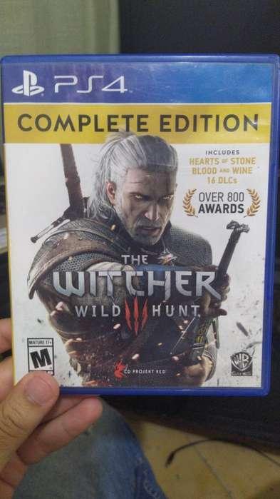 The Witcher 3 Edición Completa