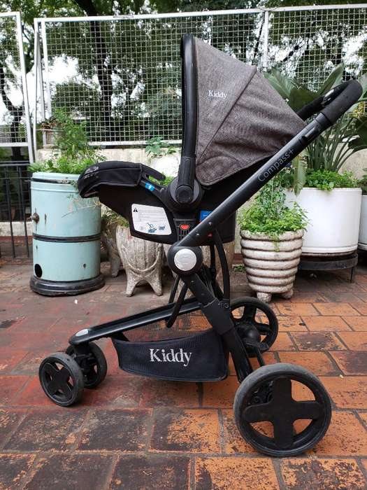 Cochecito Kiddy Compas Plus - Mod. 750