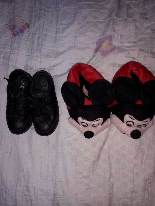 Se Venden Zapatos de Niño