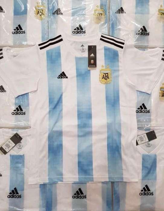 Camiseta Selección Argentina 2018