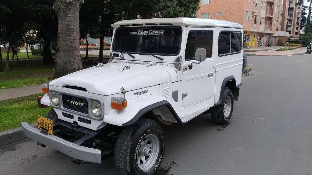 Toyota FJ 1982 - 290000 km