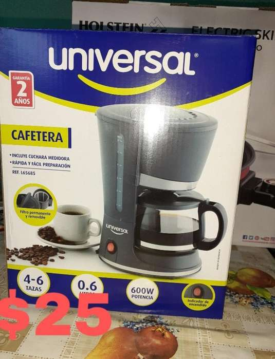<strong>cafetera</strong> Marca Universal