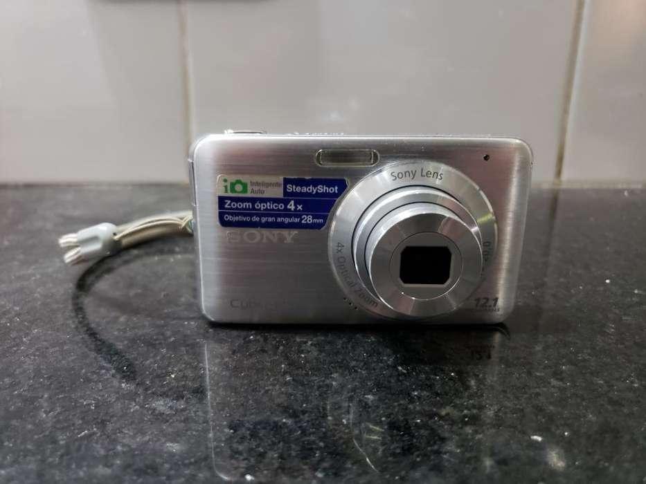Camara Digital Sony 12.1 Mp Micro Sd