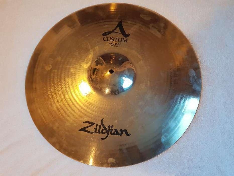 Platillo Zildjian a Custom Ping Ride 20